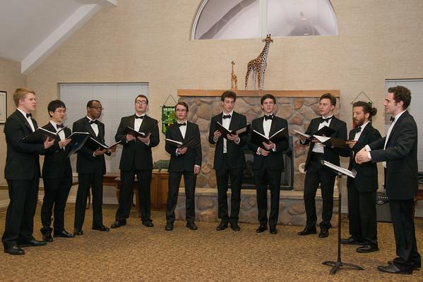 Yale Russian Chorus at Atria