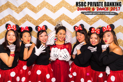 HSBC Private Banking D&D 2017