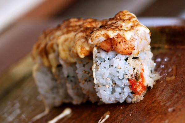 Sushi De Kanpai: RockStar Roll no logo