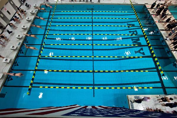 Swim vs UConn