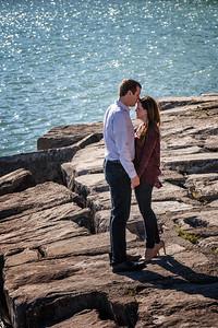 colleen + joe's engagement