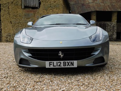 2012 Ferrari FF FL12BXN