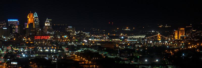 Cincinnati for Dacia