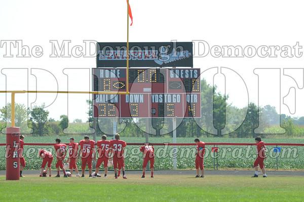 2013 JH Football
