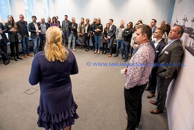 Business Breakfast Club Ronald McDonald Huis Sophia  te gast bij Mazars