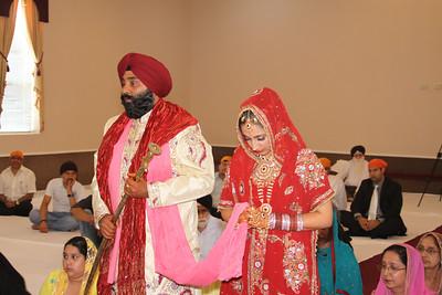 Jagdeep weds Sahib