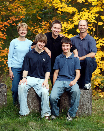 Owen Family Portraits