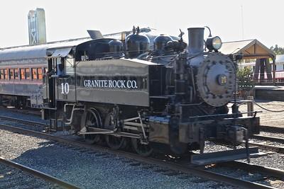 Sacramento Railroad
