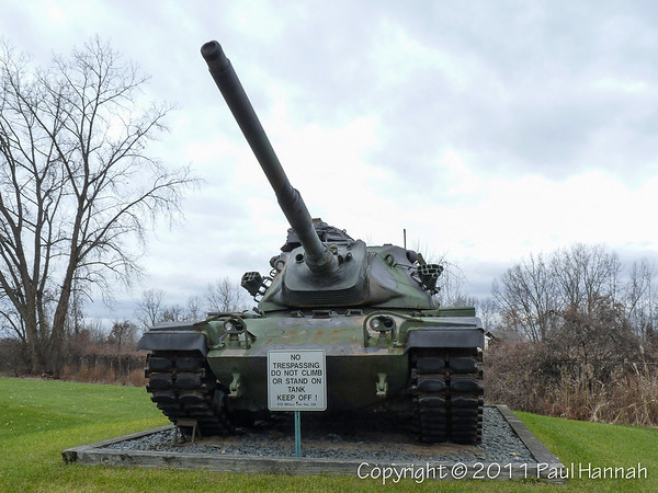 NYANG - Latham, NY - Formerly M60A3 - NOW M1 Abrams