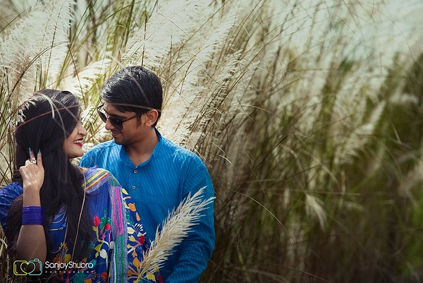 Pramita & Soumitra