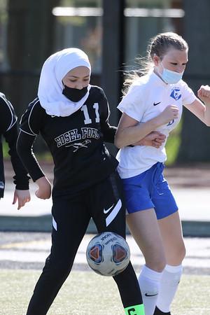 Edsel JV Girls Soccer vs Carlson