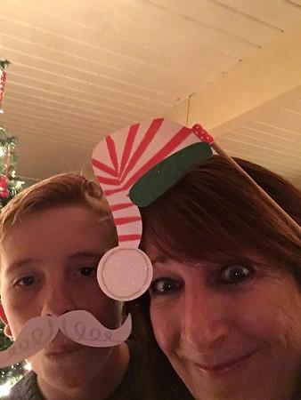 Christmas 2017 Photo Card pics