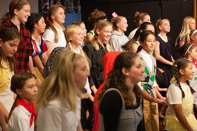 Grade 6 Cabaret   April 3, 2014