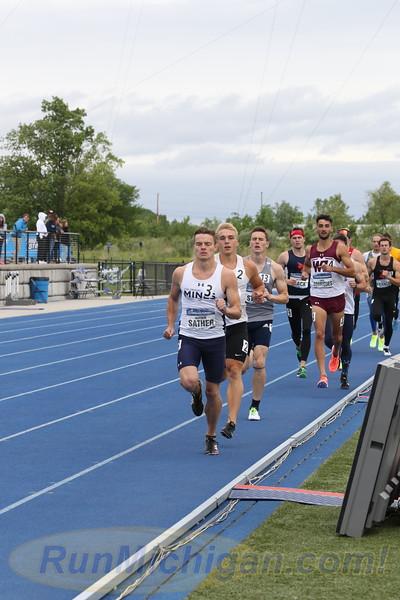 1500M Decathlon Men Gallery 1 - 2021 NCAA Division II Outdoor Track & Field Championships