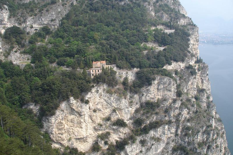 Lago di Garda 2008   Tremalzo
