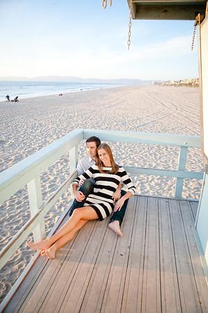 Stephanie + Michael [Engaged]