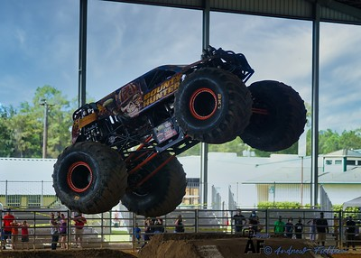 Monster Truck Fall Nationals Clay County Fairgrounds 10/10/2020