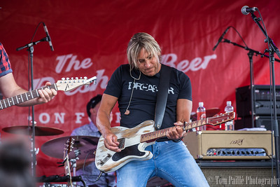Brad Darrid at Red Truck Brewery