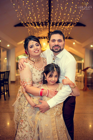 Gaurav & Kanika`s 10th Wedding Anniversary