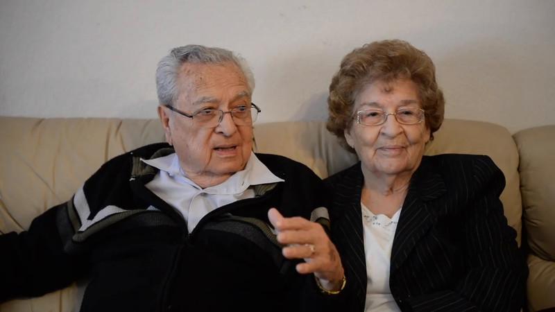 How Mamo and Papo Met - Papo's Heart Pouding