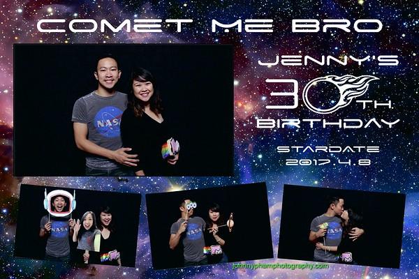 Jenny Tran's Birthday 4-8-17