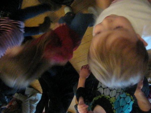 Dancin' to Casper Babypants