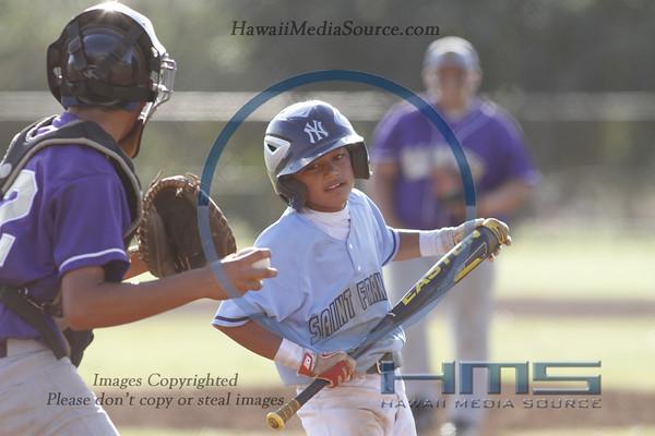 Saint Francis Intermediate Baseball - Dam 3-25-14
