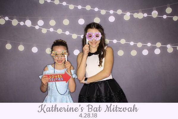 Katherine's Bat Mitzvah