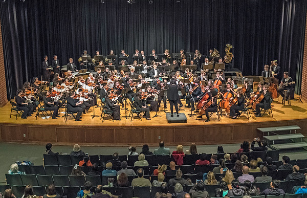 Youth Orchestra May 2017