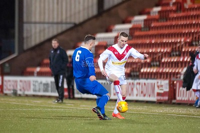 Airdrieonians v Cove Rangers 18 11 17