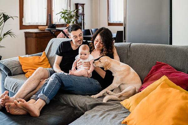 Silvia, Andrea e Ginevra - Family
