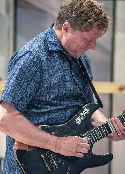 Dave Weld | Delmark Rehearsal for Blues Fest