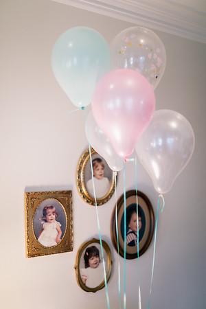 Sophia's baby shower