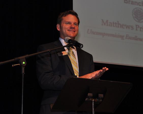 Matthews Chamber May Networking Lunch