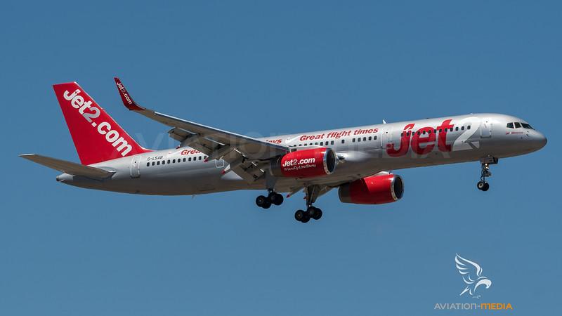 Jet2 / Boeing B757-27B(WL) / G-LSAB