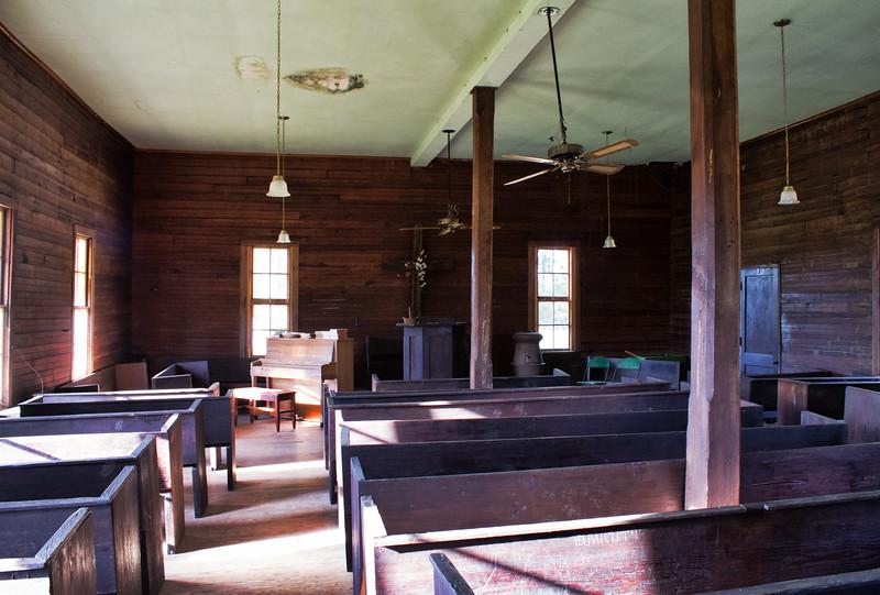 Old Cypress Methodist Church