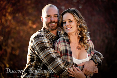Jenelle and Brad Fall Photoshoot