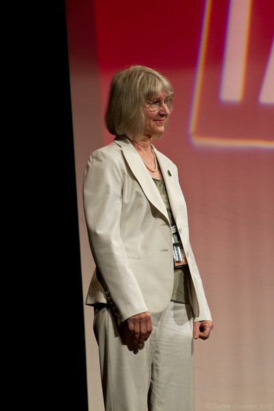 """Eugenie Scott - """"The Future of the Creationism and Evolution Controversy"""""""