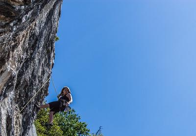 04 28 Sport Climbing in Napoleonica