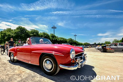 Nordstern 5th Annual Classic Car Show 2017 (Old classic cars)