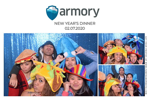 Armory New Year's Dinner