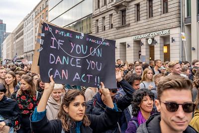 Berlin   Rave Aufstand