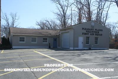 Firehouse/EMS Squad Building Shots