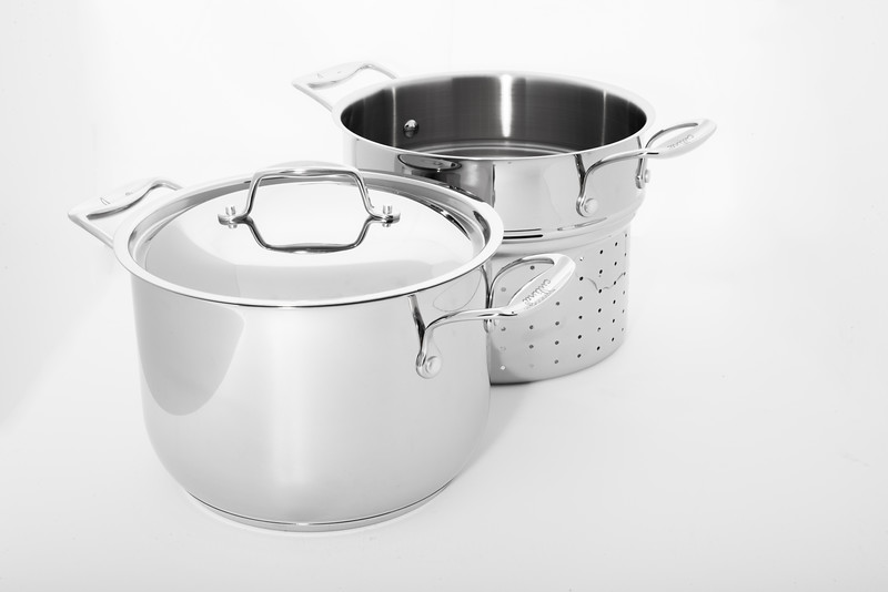 Pasta Pot With insert and Lid