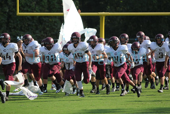 FOOTBALL - 2015 Chestatee Academy