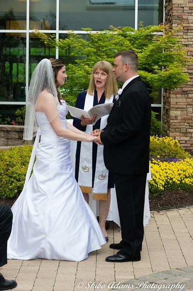 Jessie and Derek Wedding