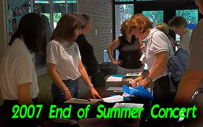 End of Summer Concert