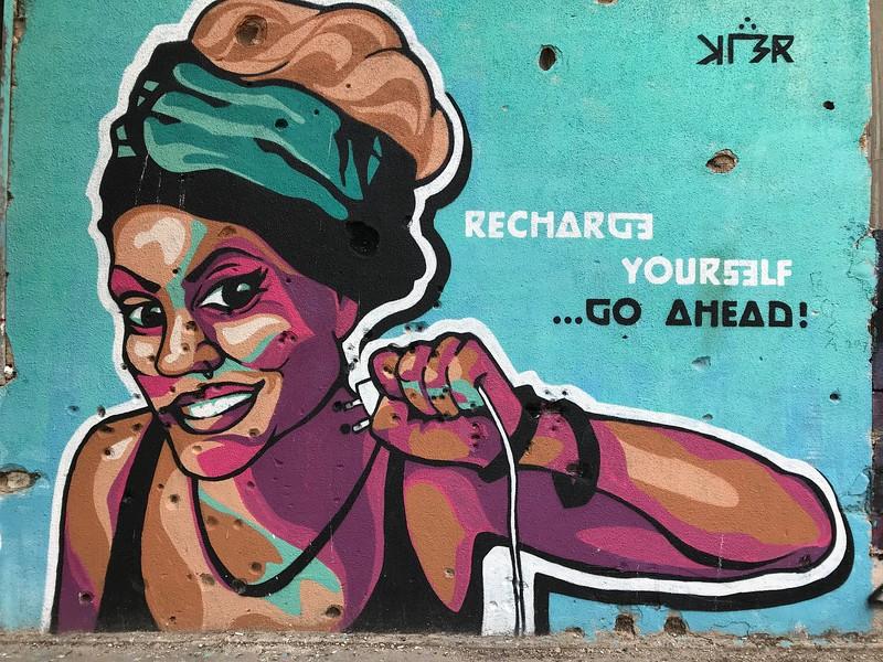 street art Mostar, B&H