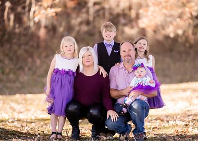Morrow Family 2020