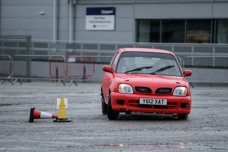 Red Micra